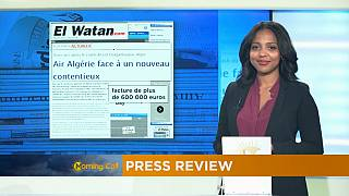 Revoir la revue de presse du 26-07-2016 [The Morning Call]