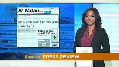 Press review of 26-07-2016 [The Morning Call]
