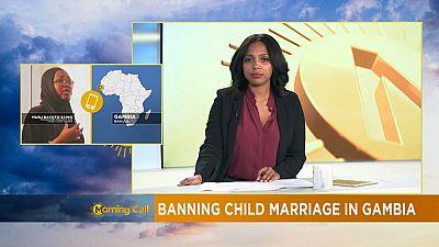 Gambie : une loi criminalisant le mariage des enfants [The Morning Call]