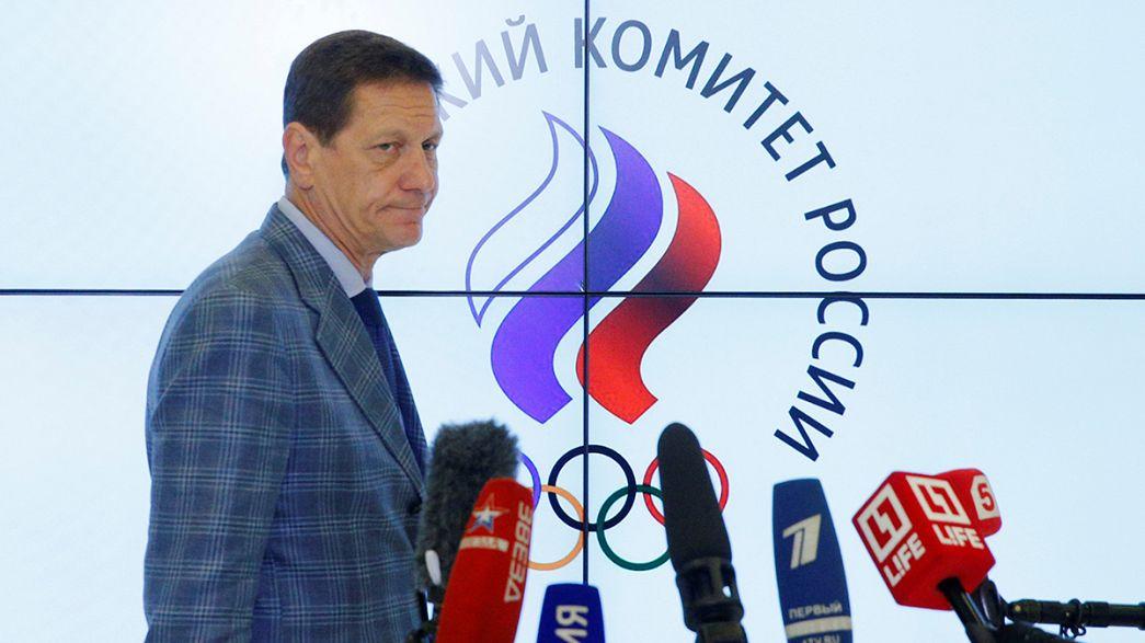 Жуков опроверг слухи о лишь 40 россиянах в Рио