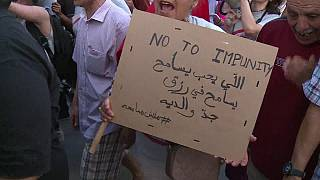 Tunisia: Protesters reject amnesty bill