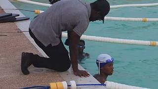 Rio 2016 : le Ghana envoie des nageurs aux jeux pour la première fois