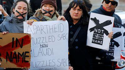 Afrique du Sud : des accusations raciales, contre l'ANC à quelques jours des élections municipales