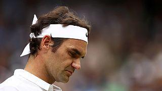 Federer dice adiós a los Juegos y a la temporada para recuperarse de su rodilla izquierda