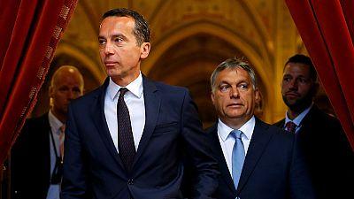 Austria e Ungheria, la strana alleanza contro i migranti