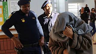South Africa police rescues 39 boys, 18 girls in probable trafficking case