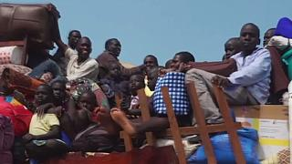 More South Sudanese flee to neighbouring countries