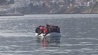 La Méditerranée, cimetière pour des migrants et des réfugiés