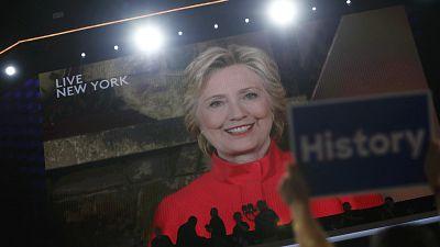 Usa 2016, Hillary Clinton prima donna candidata alla Casa Bianca
