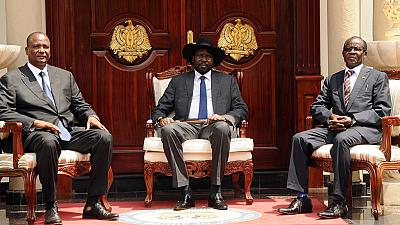 South Sudanese president cautioned over Machar replacement