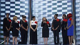 USA 2016 : des mères en deuil se sont exprimées à la convention des Démocrates