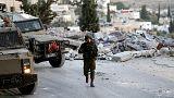 Fuerzas israelíes matan al presunto asesino de un rabino en una gran redada en Cisjordania