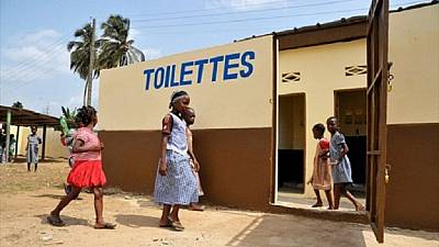 Open defecation in Ghana discouraged through art