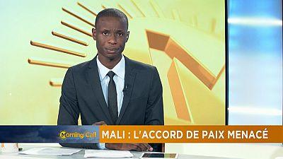 Mali : l'accord de paix menacé [The Morning Call]