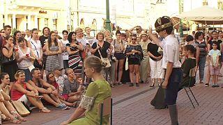 جشنواره تئاتر و هنرهای نمایشی رایگان در بوداپست