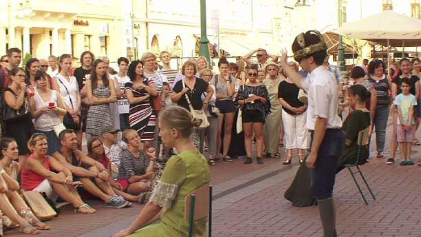 Hungary: Theatre festival champions innovation and experimentation