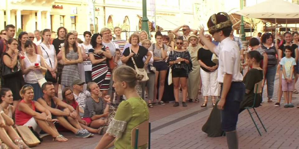 Unabhängig und experimentell: Das Theatertreffen in Szeged