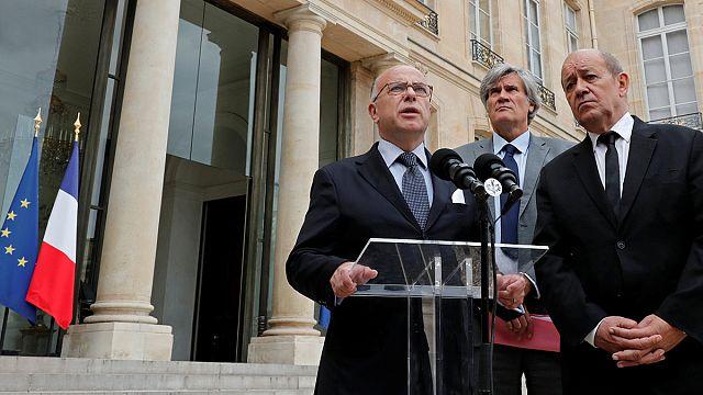 Fransa'da kilise saldırısının ardından endişe ve yas hakim