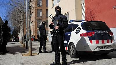 Two Moroccans suspected of financing IS arrested in Spain
