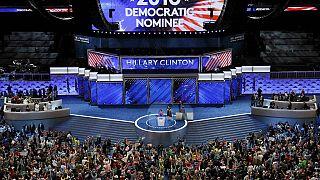 Hillary Clinton officiellement investie candidate des démocrates