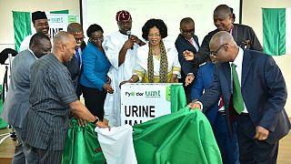 Méthode de détection du paludisme par l'urine, au Nigeria
