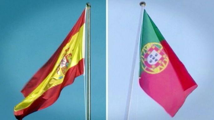 AB İspanya ve Portekiz'e yaptırım uygulamayacak