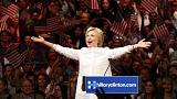Usa: il partito quadrato intorno a Hillary
