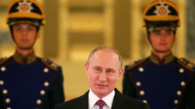 """Putin'den Rio çıkışı: """"Sporcularımıza ayrımcılık yapıldı"""""""