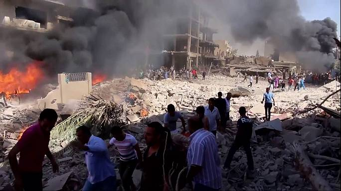 ISIL says it targeted Kurds in car bomb in Qamishli, Syria