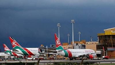 Kenya Airways en zone de turbulences