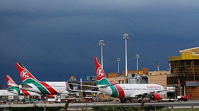 Kenya Airways en zone de turbulences