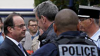 Γαλλία: Εκκλήσεις για ενότητα και η αλληλεγγύη