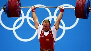 Doping: Federação Internacional suspende 11 halterofilistas que competiram em Londres2012