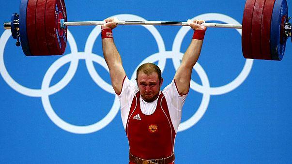 منشطات: 11 حالة ايجابية في رياضة رفع الأثقال بأولمبياد لندن 2012