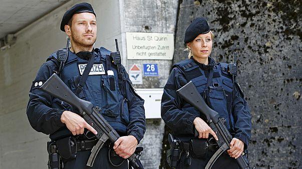 Félelem és fenyegetés Németországban