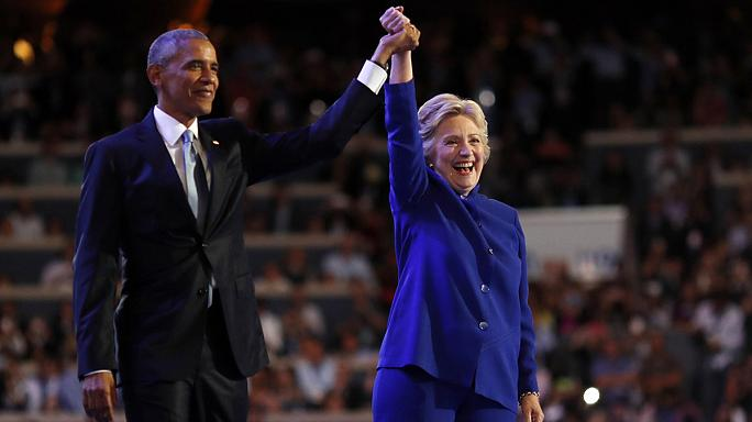 """Obama'dan Clinton'a tam destek: """"Hillary ABD'nin en nitelikli başkan adayı"""""""