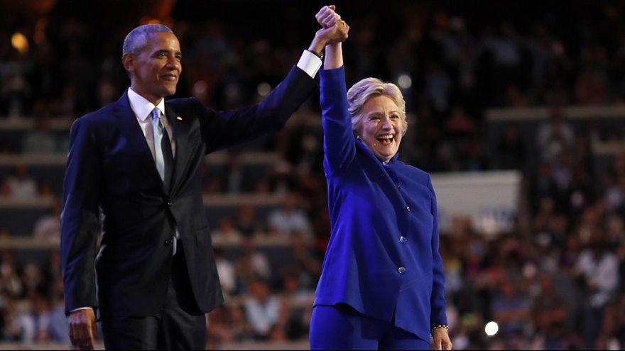 """Obama über Clinton: """"Noch nie war jemand so qualifiziert Präsident zu werden"""""""