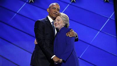 Obama praises Hillary as most qualified ever to run for president