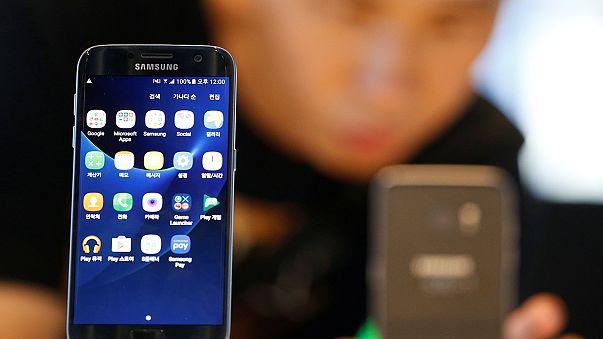 Samsung mantiene la tendencia al alza en el segundo trimestre, gracias al Galaxy S7