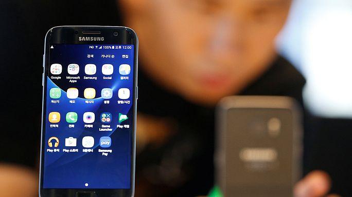 Samsung karına kar katıyor