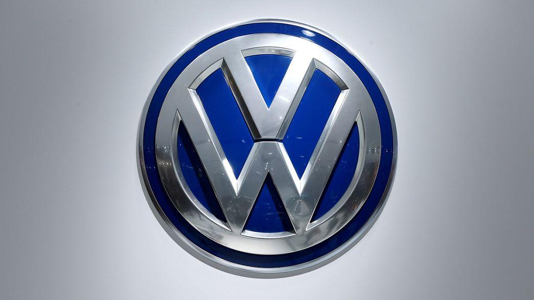 Volkswagen'in gelirlerinde büyük düşüş