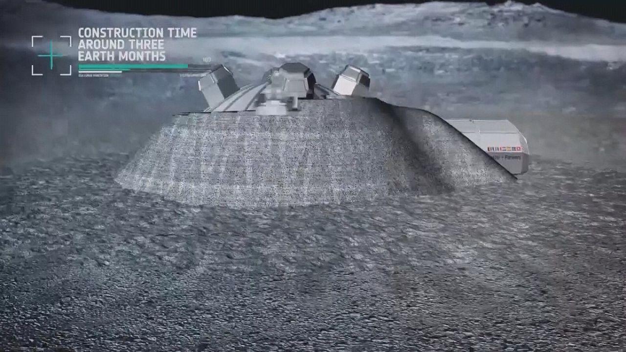 La impresión 3D, una herramienta útil para las exploraciones espaciales
