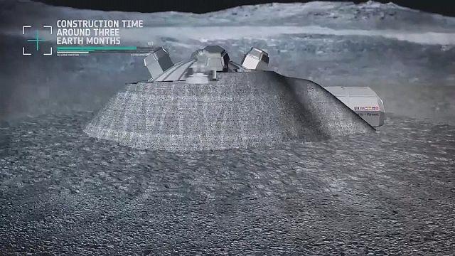 الطابعات ثلاثية الأبعاد ... مشروع مستقبلي لبناء قواعد علمية في الفضاء