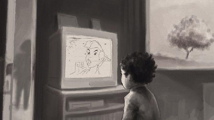 Egy autista srác, aki a rajzfilmek segítségével tanult meg újra kommunikálni