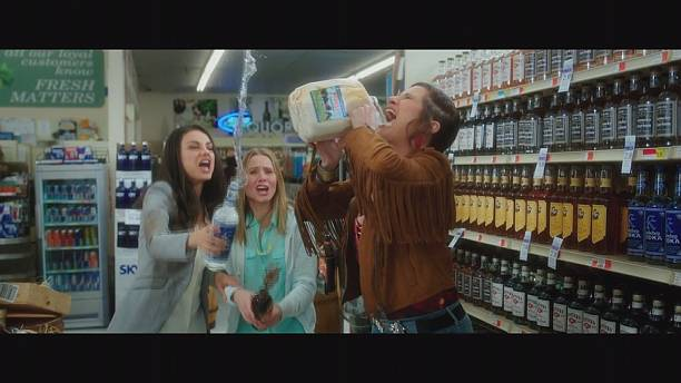 Bad Moms strike out against the perils and pitfalls of parenting