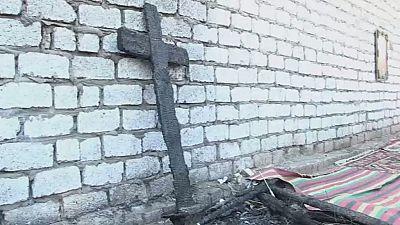 Egypt's Coptic Orthodox Christian minority facing attacks