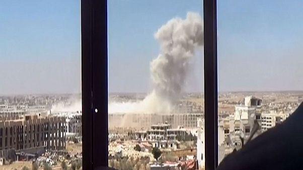 Συρία: Ανθρωπιστικό διάδρομο ζητά για το Χαλέπι η Μόσχα