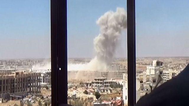 Kuşatma altındaki Halep için insani yardım koridoru