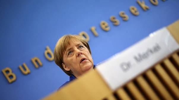 """Nach Anschlägen in Süddeutschland: Merkel steht zu """"Wir schaffen das"""" und präsentiert Sicherheitsplan"""
