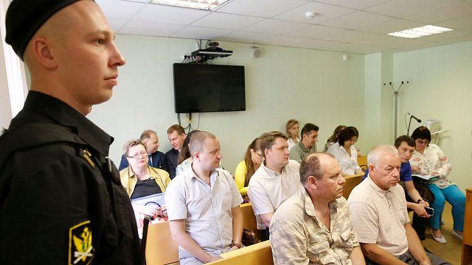 محاكمة خمسة أشخاص في قضية مقتل رئيس مجلس إدارة توتال في تحطم طائرة خاصة في موسكو